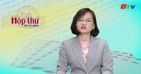 Hộp thư Truyền hình (Ngày 29/7/2019)