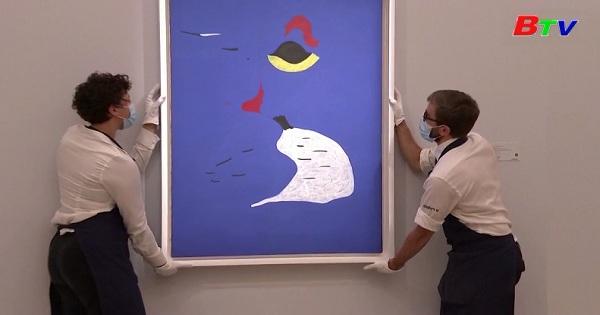 Hướng tới phiên đấu giá Sotheby