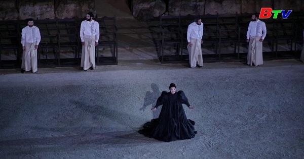 Hy Lạp - Độc đáo liên hoan Athens và Epidaurus 2020