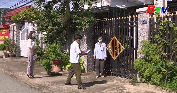 Hiệu quả hoạt động của Tổ Covid cộng đồng phường Tân Vĩnh Hiệp, thị xã Tân Uyên