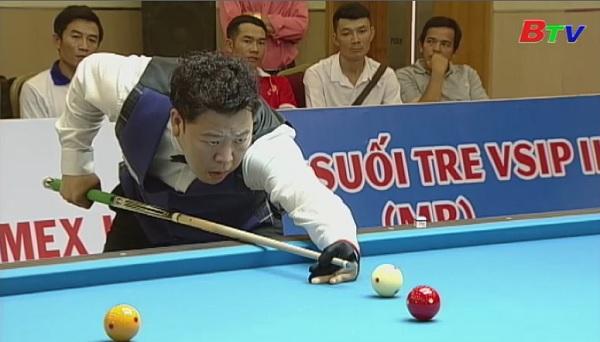 Trận đấu || Kang Dong Koong - Minh Thiện