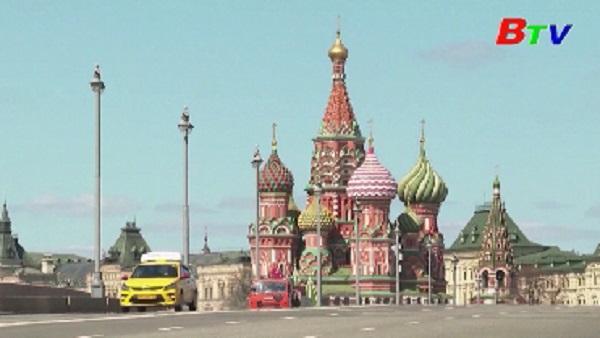 Nga xin cấp phép trước đối với vaccine V