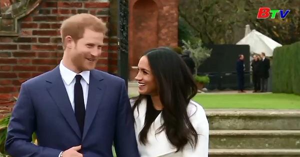 Hoàng tử Anh Harry đính hôn với nữ diễn viên Mỹ