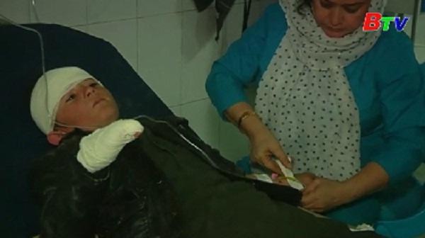 Afghanistan - Hàng chục người thương vong trong vụ đánh bom tại Kabul