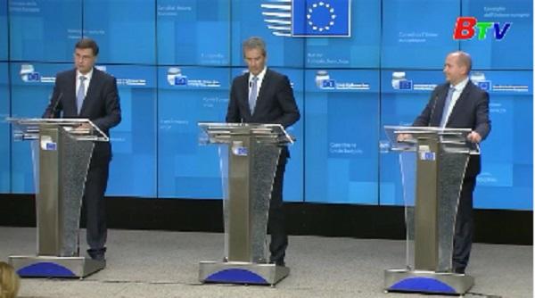 EU tiếp tục kêu gọi Italy sửa đổi dự thảo ngân sách