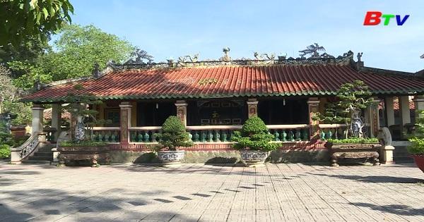 Ký ức về cụ Phó bảng Nguyễn Sinh Sắc trong ngôi chùa Hội Khánh