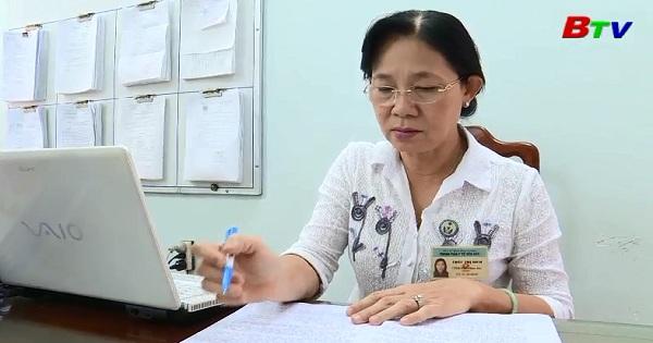 Thầy thuốc ưu tú Châu Thị Bích
