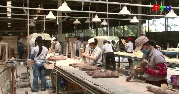 Ngành chế biến gỗ - Một thế mạnh của Bình Dương