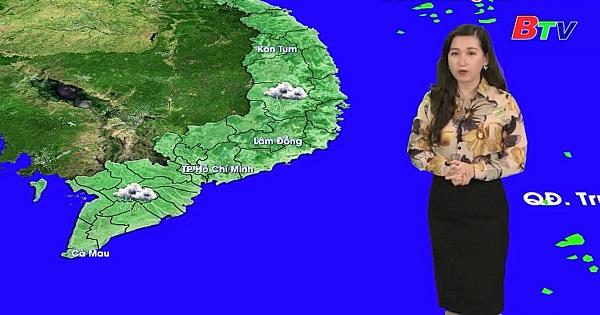 Bản tin Thời tiết (Ngày 27/3/2020)