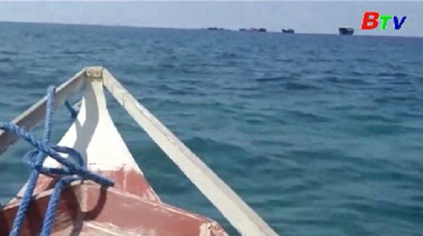 Mỹ tìm kiếm đối tác thực hiện tự do hàng hải ở biển Đông