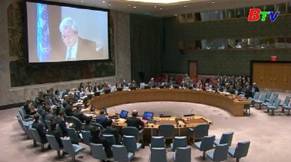 Đại sứ Mỹ tại LHQ hối thúc HĐBA gây áp lực với Nga