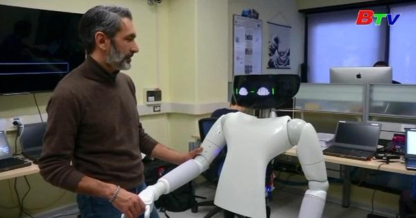 Robot thông minh giúp việc nhà R1