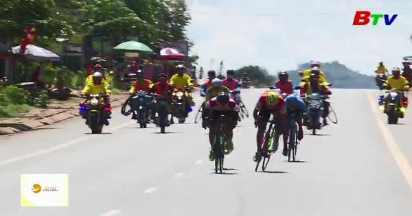 Tường thuật Giải xe đạp TH Bình Dương - Cúp Ống nhựa Hoa Sen (Chặng 6: Đà Lạt - Bảo Lộc)
