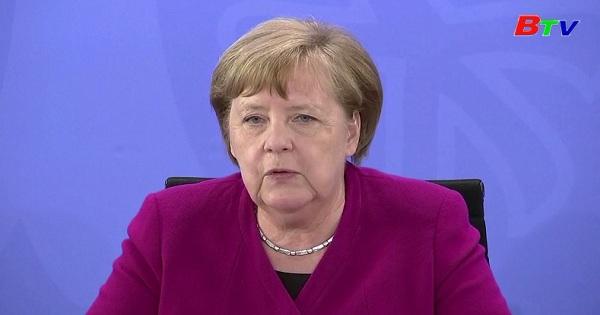Đức ưu tiên đối phó với dịch covid-19 trong nhiệm kỳ chủ tịch hội đồng  EU