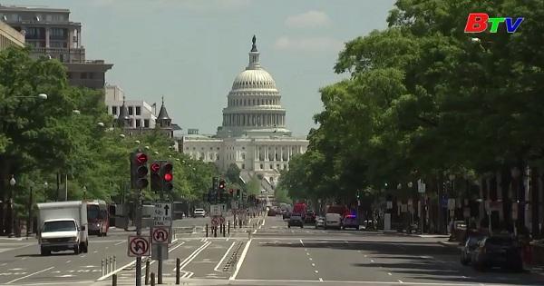 Thủ đô Washington D.C  mở cửa trở lại vào cuối tháng 5