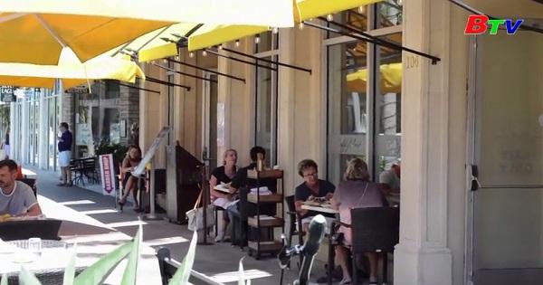 New York kiến nghị nới lỏng phong tỏa cho dịch vụ kinh doanh ăn uống ngoài trời