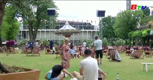 Đan Mạch - Công viên giải trí Tivoli mở rộng cửa đón những chú chó