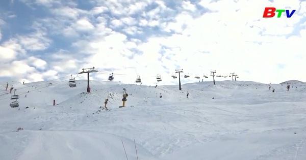 New Zealand khởi động mùa du lịch đông vắng bóng  khách quốc tế