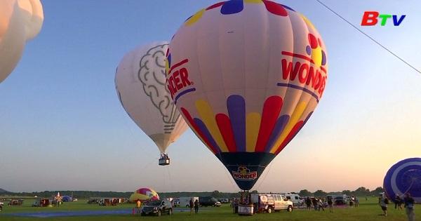 Lễ hội khinh khí cầu mùa hè lớn nhất nước Mỹ