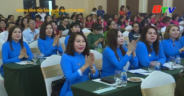 Hội Nữ Doanh nhân tỉnh Bình Dương tích cực hưởng ứng các hoạt động từ thiện xã hội