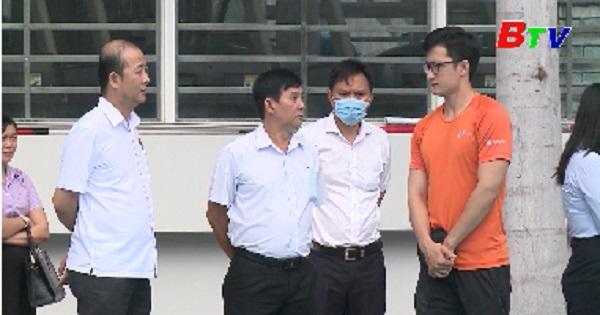 Ban Văn hóa Xã hội - HĐND tỉnh khảo sát tại Tp. Hồ Chí Minh