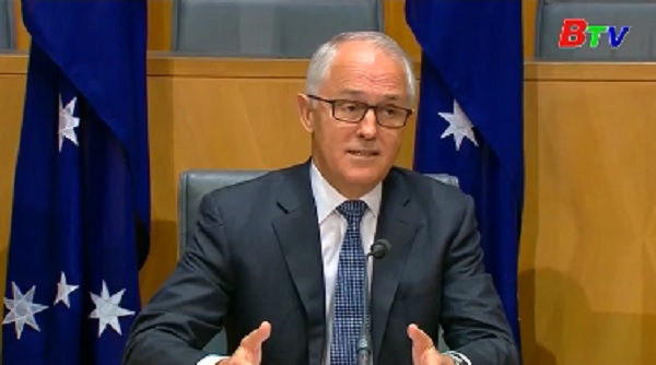Australia chỉ định phó thủ tướng tạm quyền