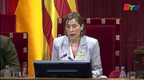 Tuần hành ủng hộ sự toàn vẹn lãnh thổ của Tây Ban Nha