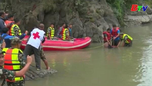 Nepal - Thương vong trong vụ tai nạn giao thông tăng mạnh