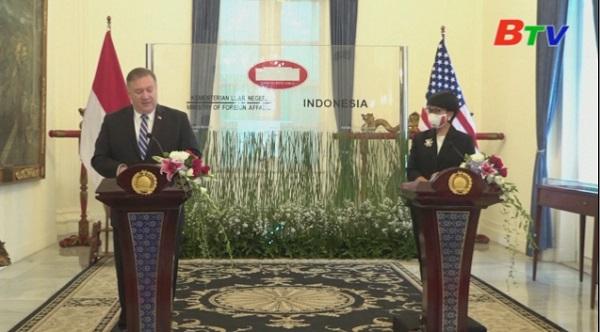 Mỹ thúc đẩy hợp tác với Indonesia