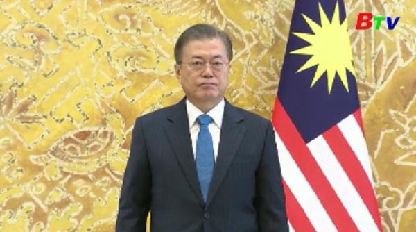 Hàn Quốc, Malaysia nhất trí nâng quan hệ lên đối tác chiến lược