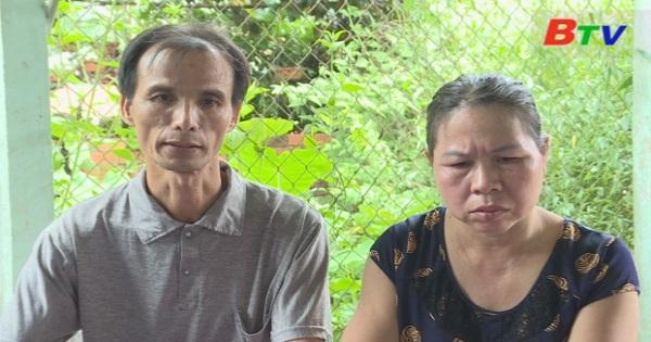 San Sẻ Yêu Thương - Hoàn cảnh anh Nguyễn Văn Giang (165  tổ 7, ấp Long Điền, xã Long Hòa, Dầu Tiếng)