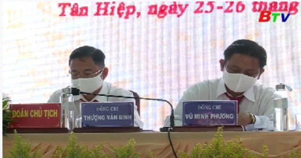 Tân Uyên chuẩn bị các nội dung cho Đại hội Đảng bộ Thị xã