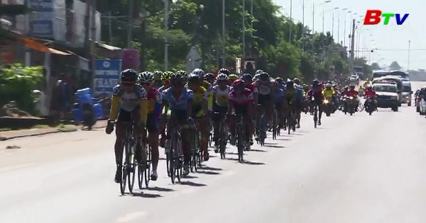 Tường thuật Giải xe đạp TH Bình Dương - Cúp Ống nhựa Hoa Sen (Chặng 7: Huyện Đạ Huoai - Thủ Dầu Một))