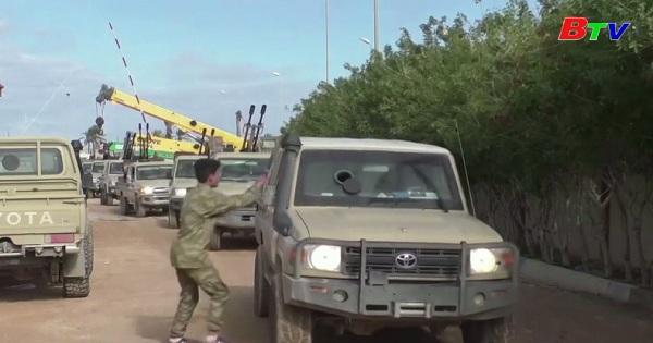 Nga ủng hộ giải quyết xung đột ở Lybia bằng biện pháp ngoại giao