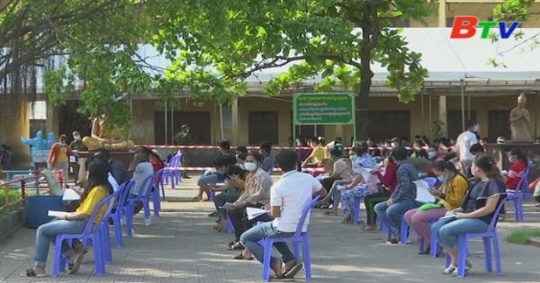 Campuchia vẫn trong giai đoạn phải hết sức lưu ý