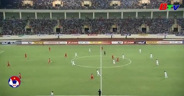 Giao hữu - Tuyển U20 Việt Nam - Tuyển Ngôi Sao Hàn Quốc