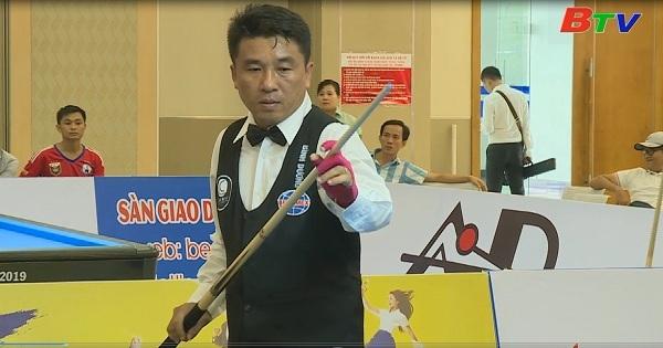 Billiards Carom 3 băng Bình Dương 2019 || Phúc Thiên (Bình Dương) vs Văn Phúc (Đà Nẵng)