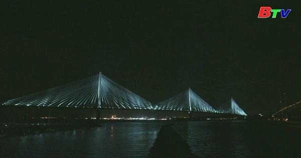 Cây cầu cánh buồm dái nhất thế giới