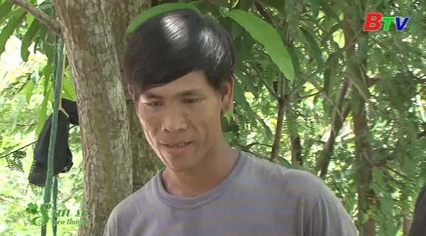 San Sẻ Yêu Thương - Hoàn cảnh gia đình anh Nguyễn Trung Nghĩa (Ấp 2, xã Bình Hòa Nam, huyện Đức Huệ, tỉnh Long An)