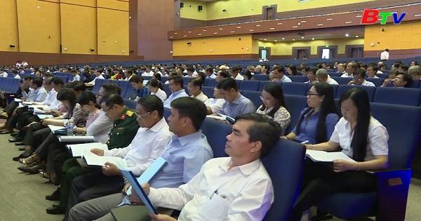 Bình Dương hướng đến ngày Pháp luật Việt Nam - Thực hiện tốt công tác phổ biến giáo dục pháp luật