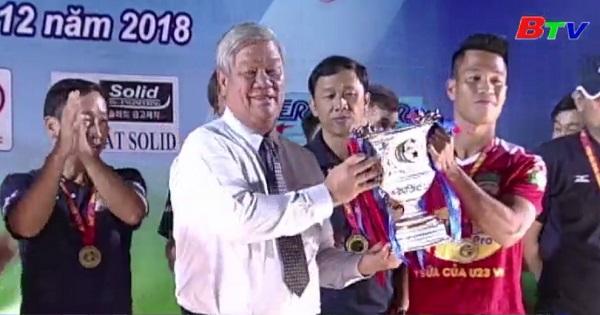 Giải Bóng đá Quốc tế THBD lần thứ XIX - Cúp Number 1|| Nhìn lại mùa giải lần thứ XIX