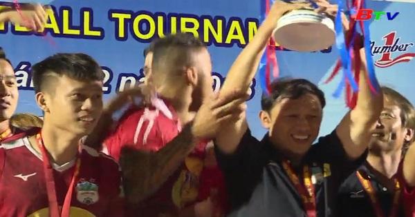 Giải Bóng đá Quốc tế THBD lần thứ XIX - Cúp Number 1|| Lượt trận cuối cùng