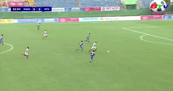 Giải Bóng đá Quốc tế THBD lần thứ XIX - Cúp Number 1 || Hoàng Anh Gia Lai 1 -  0 Đại học Hanyang (Hàn Quốc)