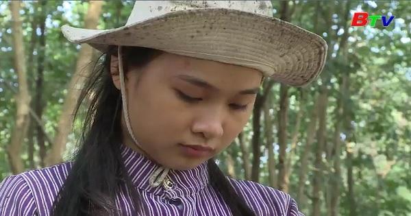 Thắp sáng ước mơ xanh - Em Mai Nguyễn Ngọc Trinh, lớp 10A2, trường THPT Nguyễn Huệ, huyện Phú Giáo, Bình Dương